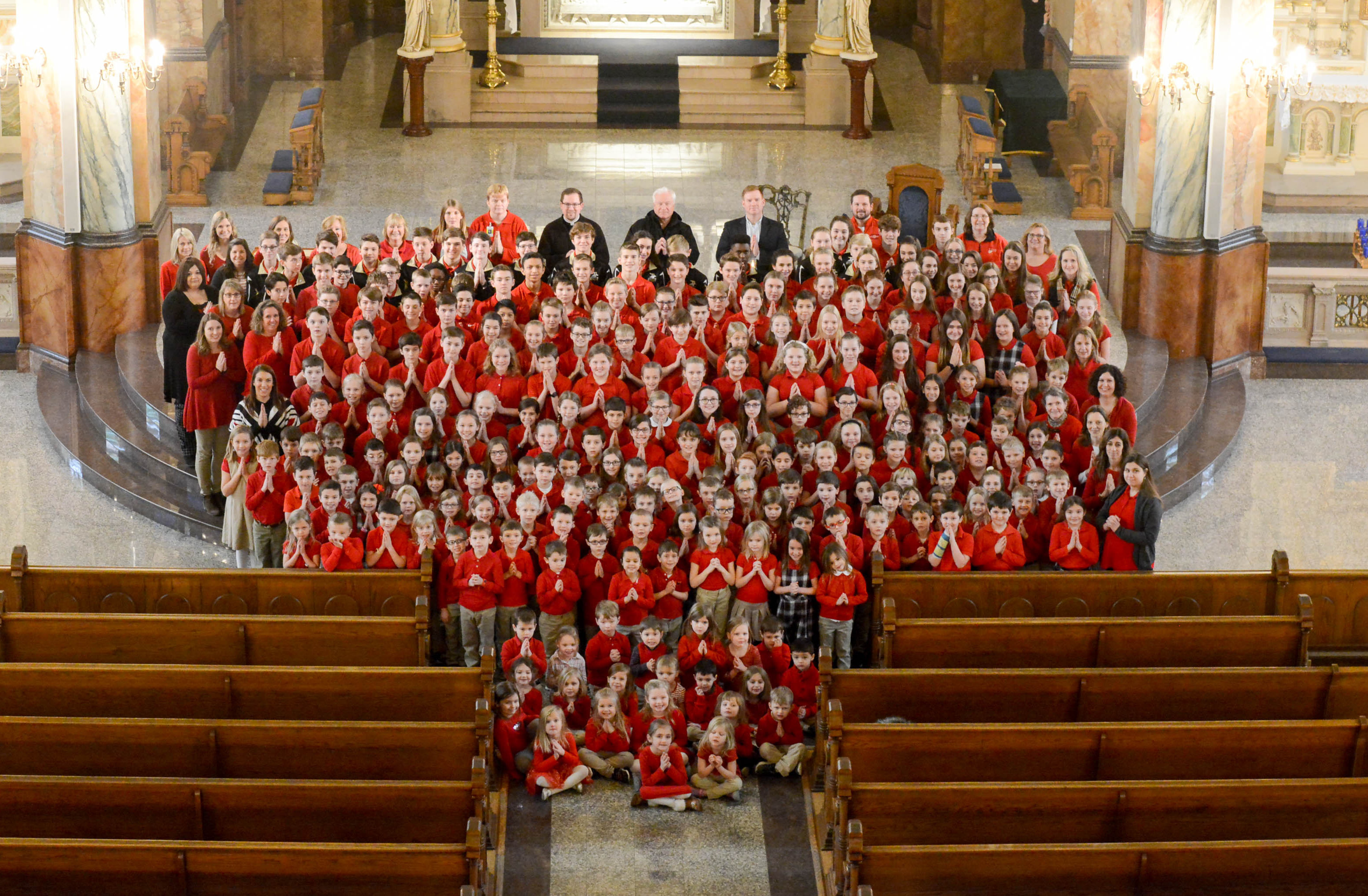 Catholic Schools Week 2019 Group Picture