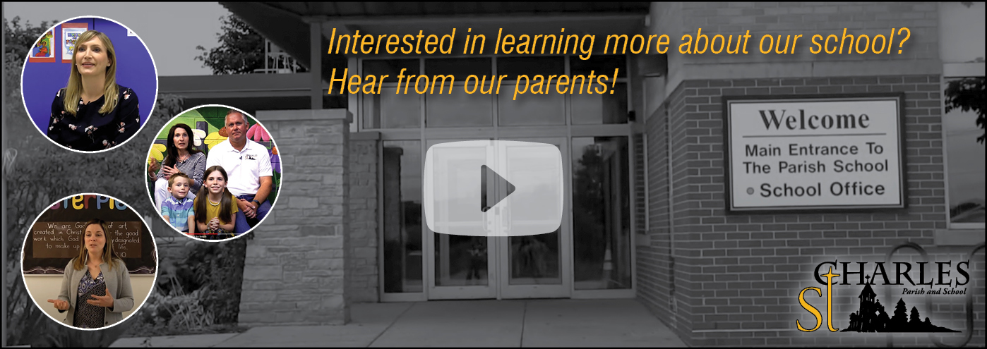 Testimonials from St. Charles Parents